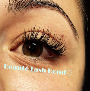 Eyelash extensions for agatha
